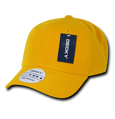 1015 Acrylic Curved Bill Baseball Cap