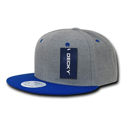 1087 Melton Crown Snapback