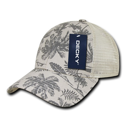 1143 Tropical Trucker Cap