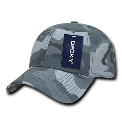 217 Structured Camo Baseball Cap