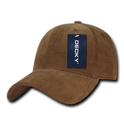 231 Low Structured Corduroy Cap