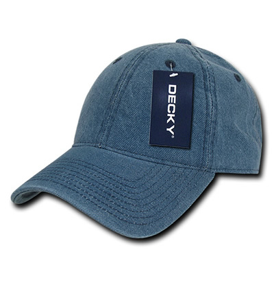 235 Relaxed Heavy Duty Denim Cap