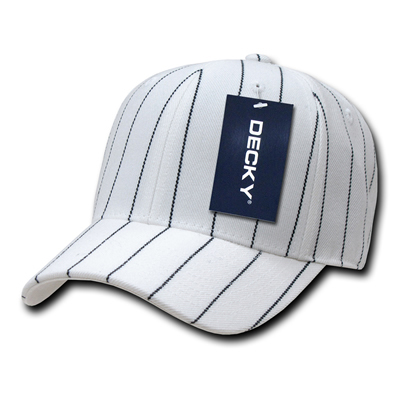 403 Pin Striped Fitted Cap