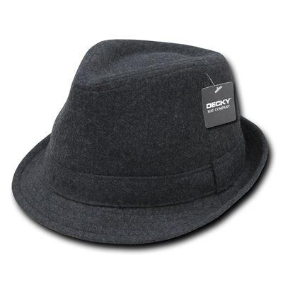 555 Melton Fedora Hat