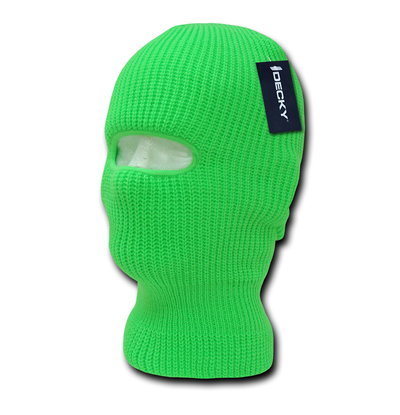 9051 Youth Neon Mask (1 Hole)